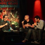 Alex Chats With Axel Alonso and Al Madrigal