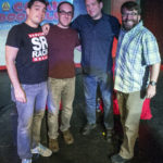 Justin Tyler, Alex Zalben, Frank Tieri and Pete LePage
